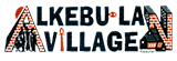 Alkebu-Lan Village Logo